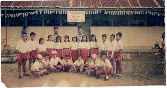 Guru di Desa Terpencil