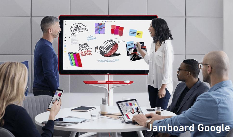 Jamboard Papan Tulis Virtual yang Belum Banyak Digunakan